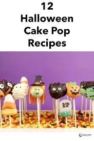 Easy Halloween Cake Pops Recipes 318 Best Halloween Images On Pinterest Halloween Crafts