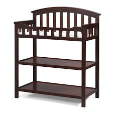 Graco Stanton Convertible Crib Classic Cherry by Graco Crib With Changing Table Baby Crib Design Inspiration
