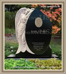 unique headstones angel headstones angel unique headstones tombstone pictures angel