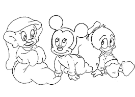 100 disney cartoon characters coloring pages 225 best color