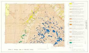 Map Of South Dakota Counties Www Sdgs Usd Edu Pubs Scans
