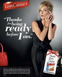 cuisine ad simplot revs its thanks lean cuisine caign for 2013 via