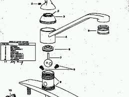 Moen Level Kitchen Faucet by Moen One Handle Kitchen Faucet Repair Voluptuo Us