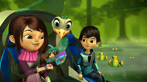 soar into spooky space adventures with miles from tomorrowland