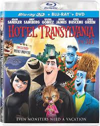 amazon hotel transylvania blu ray 3d blu ray dvd