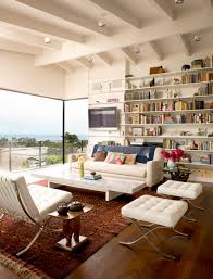Scottish Home Decor by Types Of Contemporary Living Room Design Ideas Exposed With Brick