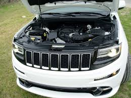 totaled jeep grand cherokee test driving the new 2014 jeep grand cherokee srt u2013 our auto expert