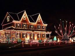 christmas lights ideas 2017 houses decorated best 25 exterior christmas lights ideas on