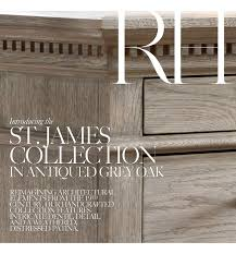 St James Vanity Restoration Hardware by Restoration Hardware Introducing The St James Collection In