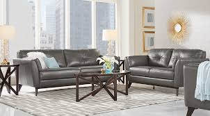 Rooms To Go Sleeper Loveseat Leather Furniture Sets Collections U0026 Individual Pieces