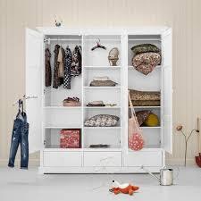 meuble penderie chambre armoire pour chambre d enfant oliver furniture design durable en