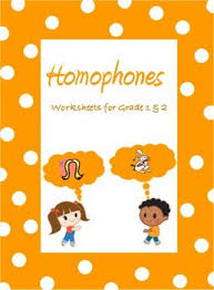 homophones worksheets for grade 1 2 u0026 3 by rituparna reddi tpt