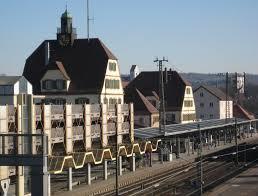 Bad Cannstatt Bahnhof Bahnhof Plochingen