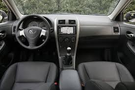 2009 toyota corolla all about affordable competence new on