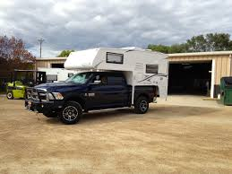 survival truck camper 26 best rv truck campers light enough for many half ton trucks