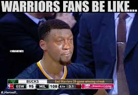 Warriors Memes - 5 funniest nba memes about the bucks ending the warriors win streak