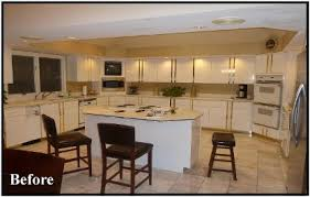 Adding Trim To Kitchen Cabinets by Hinsdale Cabinets Refacer Oakbrook Kitchen Cabinet Refinishing