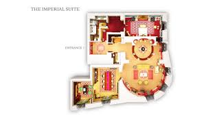 suites floor plan the westin excelsior rome