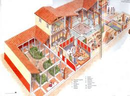 roamn villa domus jpg 1200 891 ancient rome pinterest
