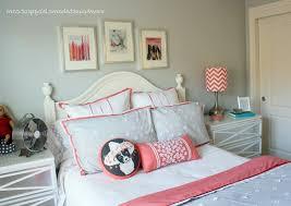 Coral Bedrooms Fascinating Tween Girls Room Ideas Ideas Surripui Net