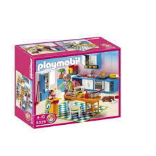 playmobil cuisine 5329 playmobil grand kitchen smart made
