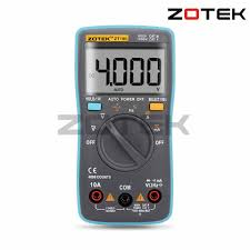 dt830b digital multimeter manual dt830b digital multimeter manual