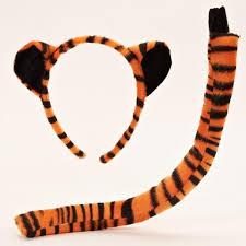 tiger headband safari