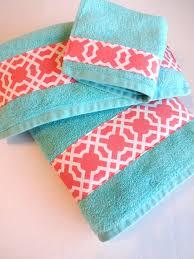 coral color bath towels towel gallery