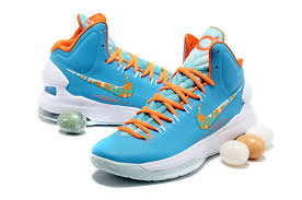 kd easter 5 nike kd v 5 easter turquoise blue bright citrus fiberglass for