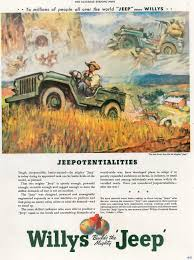 jeep ads 2017 world war ii jeep advertising aaca library and research center