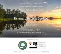 Delaware nature activities images Upcoming events delaware botanic gardens