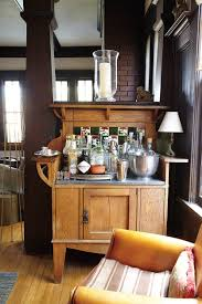 Craftsman Style Dining Room Furniture by Tour Of A Craftsman Home In Atlanta Ga How To Decorate