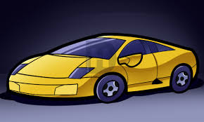 lamborghini drawing how to draw a lamborghini for kids step by step drawing guide