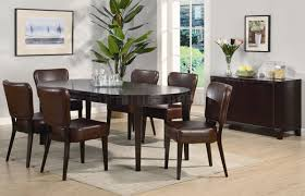 Dining Table For 8 by Dining Room Tables Oval 17 Best 1000 Ideas About Round Pedestal