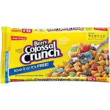 Breakfast Food Cereal Walmart Com by Nature Valley Granola Crunch Maple Brown Sugar 16 0 Oz Walmart Com
