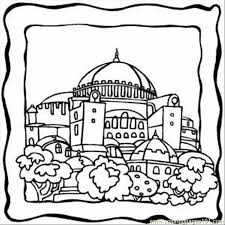 temple coloring page jerusalem building temple coloring page ms chiz u0027s art class