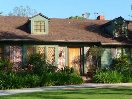 House And Shutter Color Combinations by Teapots And Polka Dots Houses In My Neighborhood Color Schemes