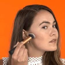 chrissy teigen makeup step by step video tutorial