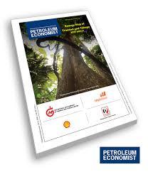 Map Of Trinidad Energy Map Of Trinidad And Tobago Petroleum Economist Store