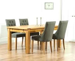 Oak Extending Dining Table And 4 Chairs Solid Wood Extending Dining Table And Chairs Country Reclaimed