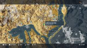 Assassin S Creed 2 Map There Is Now Some Final Fantasy Xv In Assassin U0027s Creed Origins