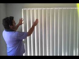 Argos Vertical Blinds Headrail Vertical Blinds Wont Turn Youtube