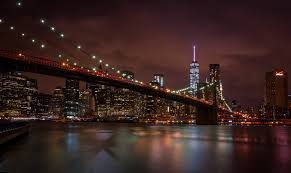 New York scenery images Architecture buildings cities cityscape contrast empire lights jpg