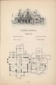 306 best vintage floor plans images on pinterest vintage house