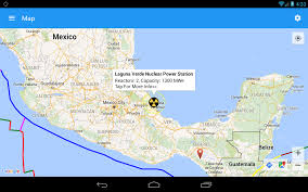 Map Of World Nuclear Power Plants by Nuclear Power Plants Map Info Android Apps On Google Play