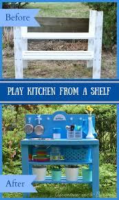 preschool kitchen furniture outdoor play kitchen preschool pinterest outdoor play