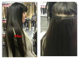 micro weft extensions micro ring hair extensions london on and