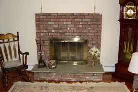 Laminate Brick Flooring Decoration Fireplace Designs With Brick Living Room Fur Rugs And