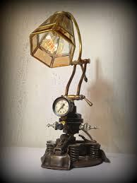 Steampunk Home Decor Wonderful Steampunk Desk Lamp 127 Steampunk Style Desk Lamp