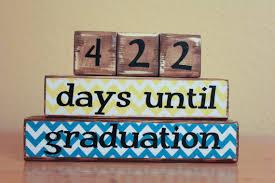 unique high school graduation gifts gift college graduation countdown unique graduate gift high